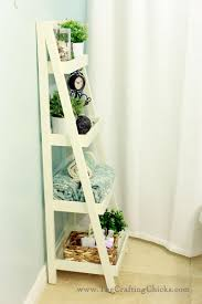 Bathroom Storage Ladder 15 Brilliant Ideas To Streamline Your Bathroom