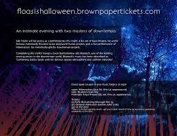 ra halloween night with kaya project u0026 bluetech at 333 live los