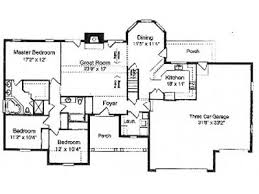 sample house foundation plan house plan
