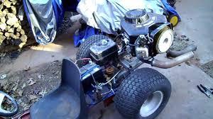 go kart throttle setup youtube