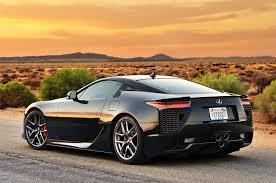 lexus lf lc black lexus lfa by mixjoe on deviantart vehicle 3d pinterest