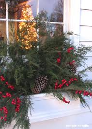 Simple Christmas Home Decorating Ideas by Simple Details Our Christmas Home Tour 2015 Part 2