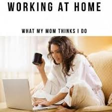 Working From Home Meme - at home work by hisayzme meme center