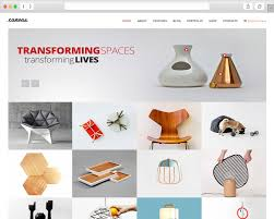 50 fantastic html furniture interior design website templates