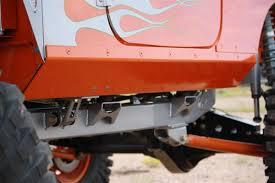 jeep boat sides jeep cj and yj boatside rocker panels