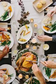 what is a traditional thanksgiving meal modern thanksgiving dinner camille styles