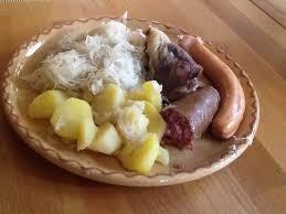 comment cuisiner la choucroute crue choucroute alsacienne edithm recette cuisine companion