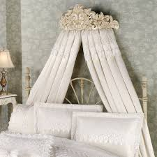 White Canopy Bed Curtains Luxury Canopy Bed Curtains With Theme Combination Vintage Bedroom