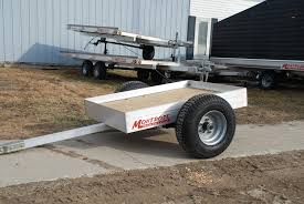 offroad trailer montrose trailers atv