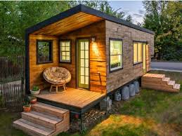 Modern Tiny Home by Extremely Tiny Homes Minimalistic Living In Style