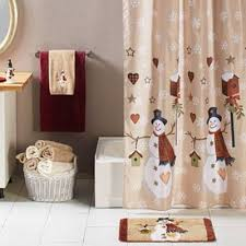 Snowflake Curtains Christmas 25 Unique Christmas Shower Curtains Ideas On Pinterest