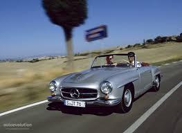mercedes sl 190 mercedes typ 190 sl roadster w121 specs 1955 1956 1957