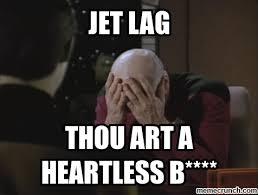 Jet Lag Meme - lag