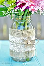 jar centerpieces for baby shower fashionable decorated jars jar pantry