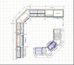 Kitchen Renovation Floor Plans Kitchen Remodeling Floor Plans House Plans Ideas