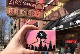 chance the rapper cookies james beard awards and other dining