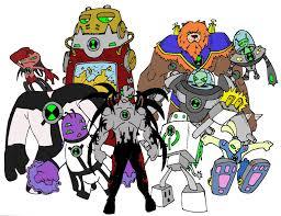 ben 10 omniverse aliens names powers
