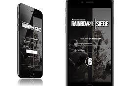 i created a rainbow six siege companion app concept let me know