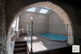 petite piscine enterree piscine semi enterrée piscinelle
