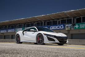 acura supercar 2017 2016 motor trend best driver u0027s car motor trend