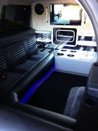 Ford Flex Interior Photos Buy Used Ford Flex Custom Limousine Brand New Conversion In Largo