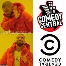 Memes De Drake - drake hotline bling comedy central logo by fiunn on deviantart