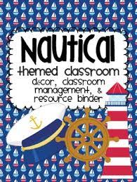 Nautical Theme by Nautical Theme Classroom Decor Classroom Management U0026 Resources
