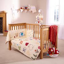 Tesco Nursery Bedding Sets Clair De Lune Abc Two Cot Set Kiddicare