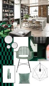 Green Interior Design Products by Colour Trend Green Mink Interiors