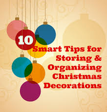 organzing so clever 10 smart tips for storing u0026 organizing christmas