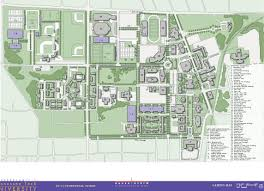 Missouri State Campus Map by University Campus Master Plan Google Search Design Plan