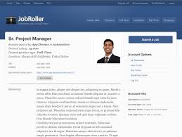 Sample Of A Resume For Job Application by Wordpress Job Board Theme