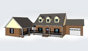 House Plan 888 13 by Law Suite Addition Commun Home Design House Plans 18759