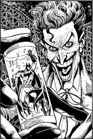 batman joker coloring pages joker coloring pages color zini