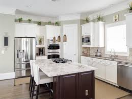 top of kitchen cabinet greenery decorating ideas for the space above kitchen cabinets