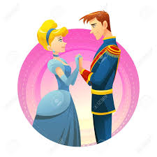 princess love ideal soulmate prince and princess love story royalty free