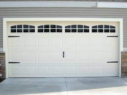 Faux Barn Doors by Modern Design Garage Door Style Windows Peaceful Glass Window