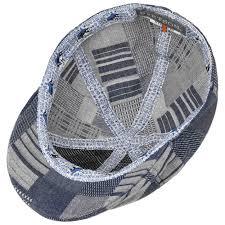 Patchwork Cap - denim patchwork flat cap by stetson gbp 39 00 hats
