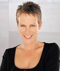 jamie lee curtis haircut back view 25 celebrities short hairstyles for older woman