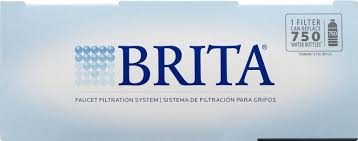 Brita Faucet Filter Replacement Instructions by Brita On Tap Faucet Water Filter System Includes 1 System 2