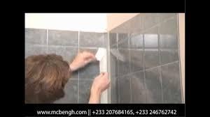 Tiled Wall Boards Bathrooms - mcbengyimah enterprise decorative wall panel youtube