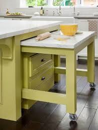 kitchen island with pull out table 67 cool pull out kitchen drawers and shelves shelterness intended