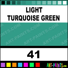 light turquoise green pigment tattoo ink paints 41 light