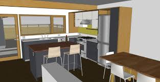 Kitchen Cabinet Model by Custom Kitchen Design Vray Render Sketchup An Error Occurred