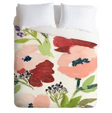 duvet covers colorful laura trevey home collections