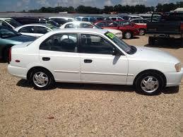 2002 hyundai accent sedan 2002 hyundai accent gl 4dr sedan in shreveport la pipes auto sales
