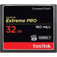 s card sandisk flash memory card 32gb pro compactflash memory
