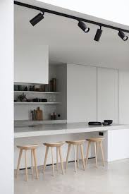 Kitchens With Track Lighting by Best 20 Breakfast Bar Lighting Ideas On Pinterest Breakfast Bar