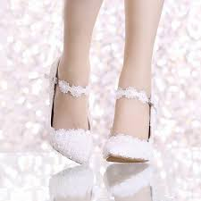 white lace wedding shoes beautiful white lace wedding shoes with ankle the jmarcus