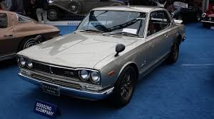 kereta skyline 1972 nissan skyline gt r hakosuka review top speed